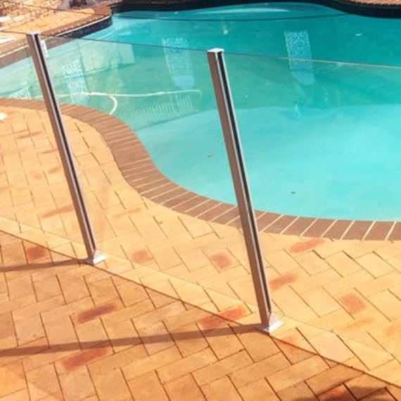 Glass Pool Fencing Melbourne - Glass Balustrades Call Us