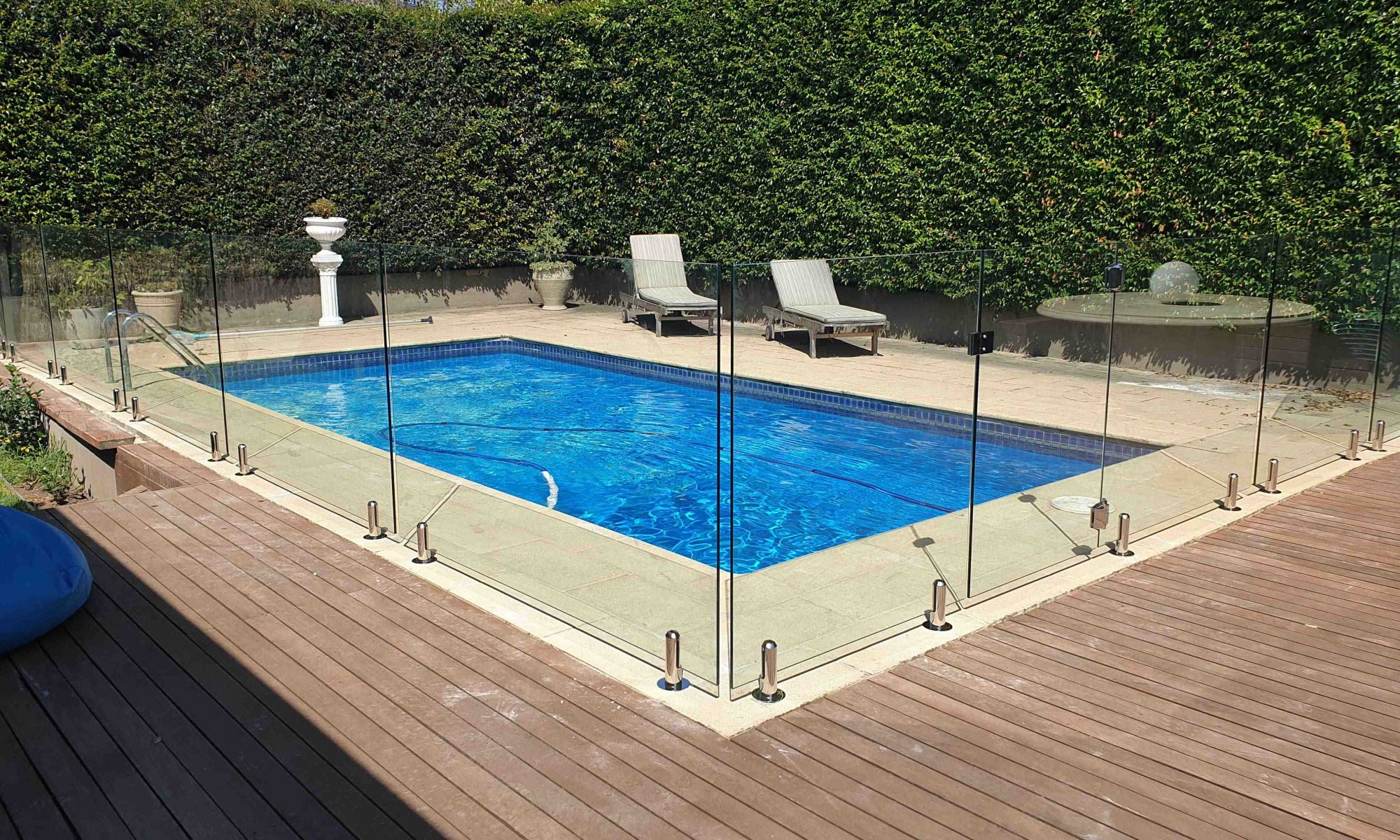 Melbourne Glass Pool Fencing